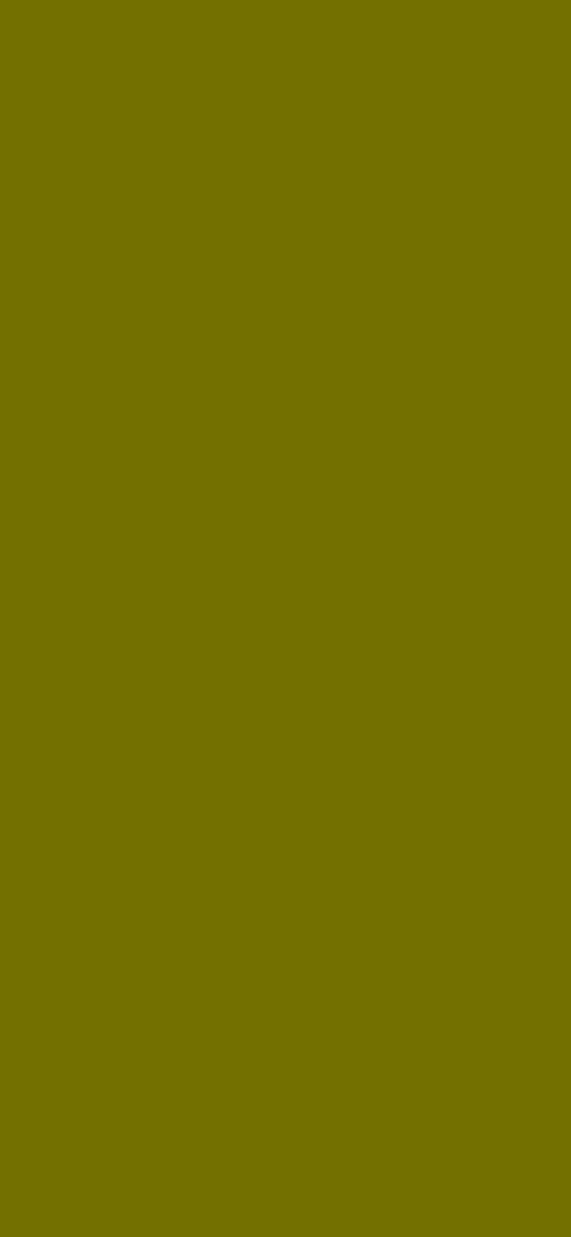1125x2436 Bronze Yellow Solid Color Background