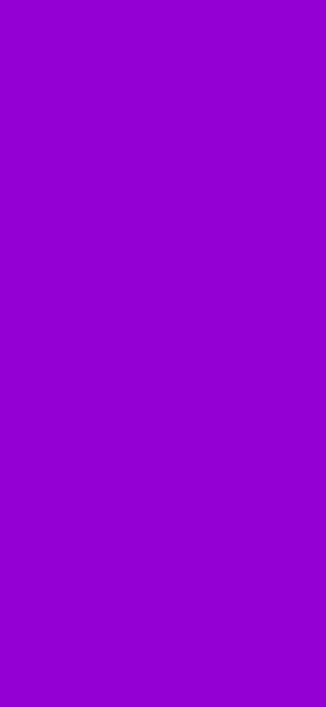 1125x2436 Dark Violet Solid Color Background