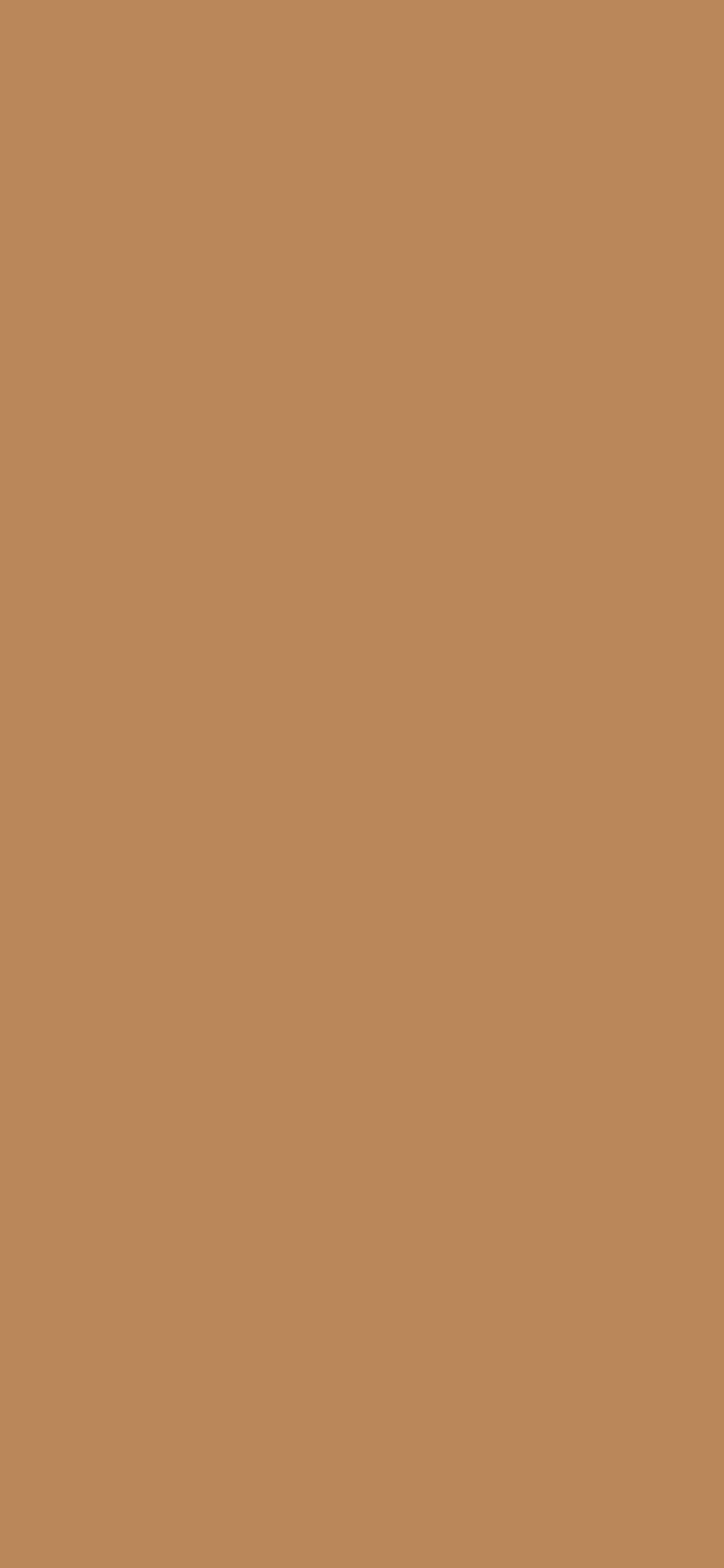 1125x2436 Deer Solid Color Background