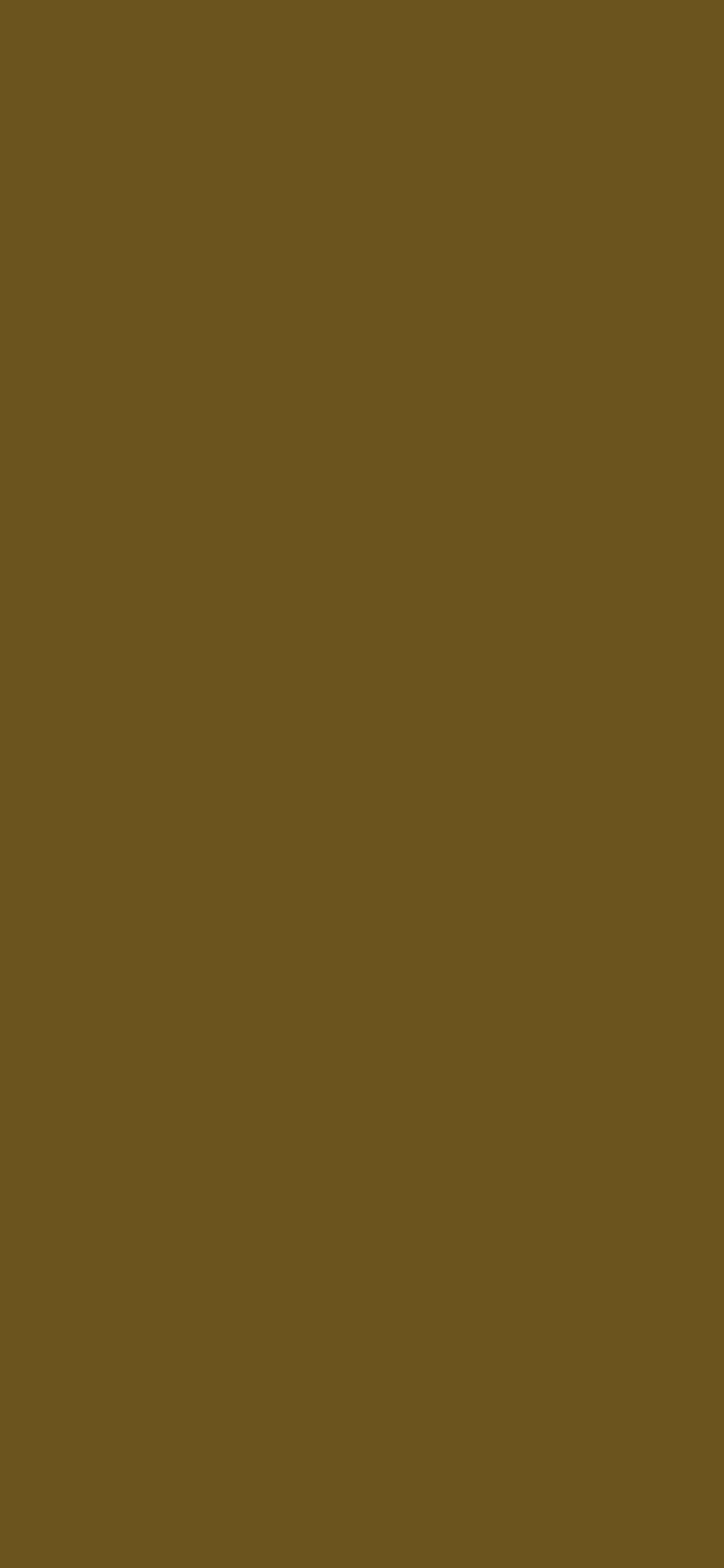 1125x2436 Field Drab Solid Color Background