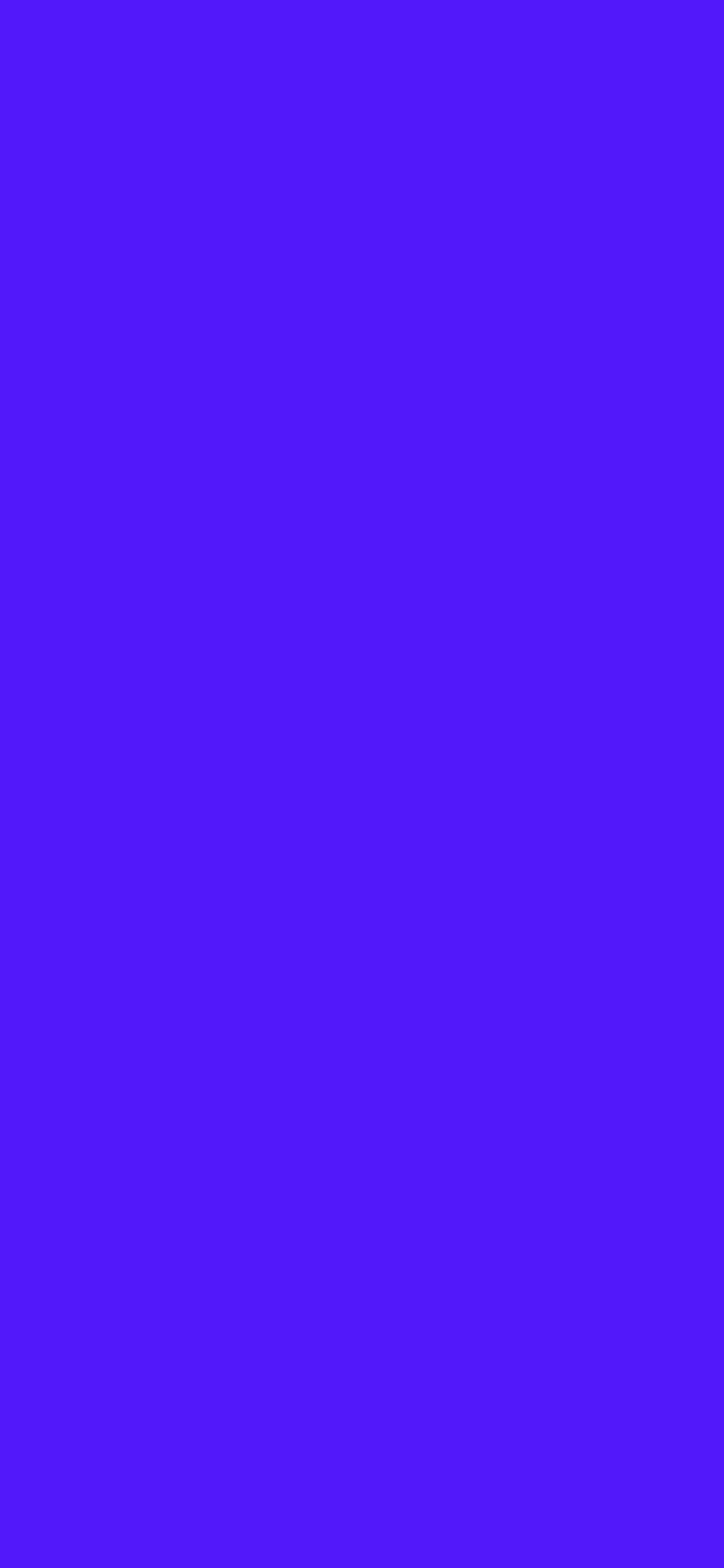 1125x2436 Han Purple Solid Color Background