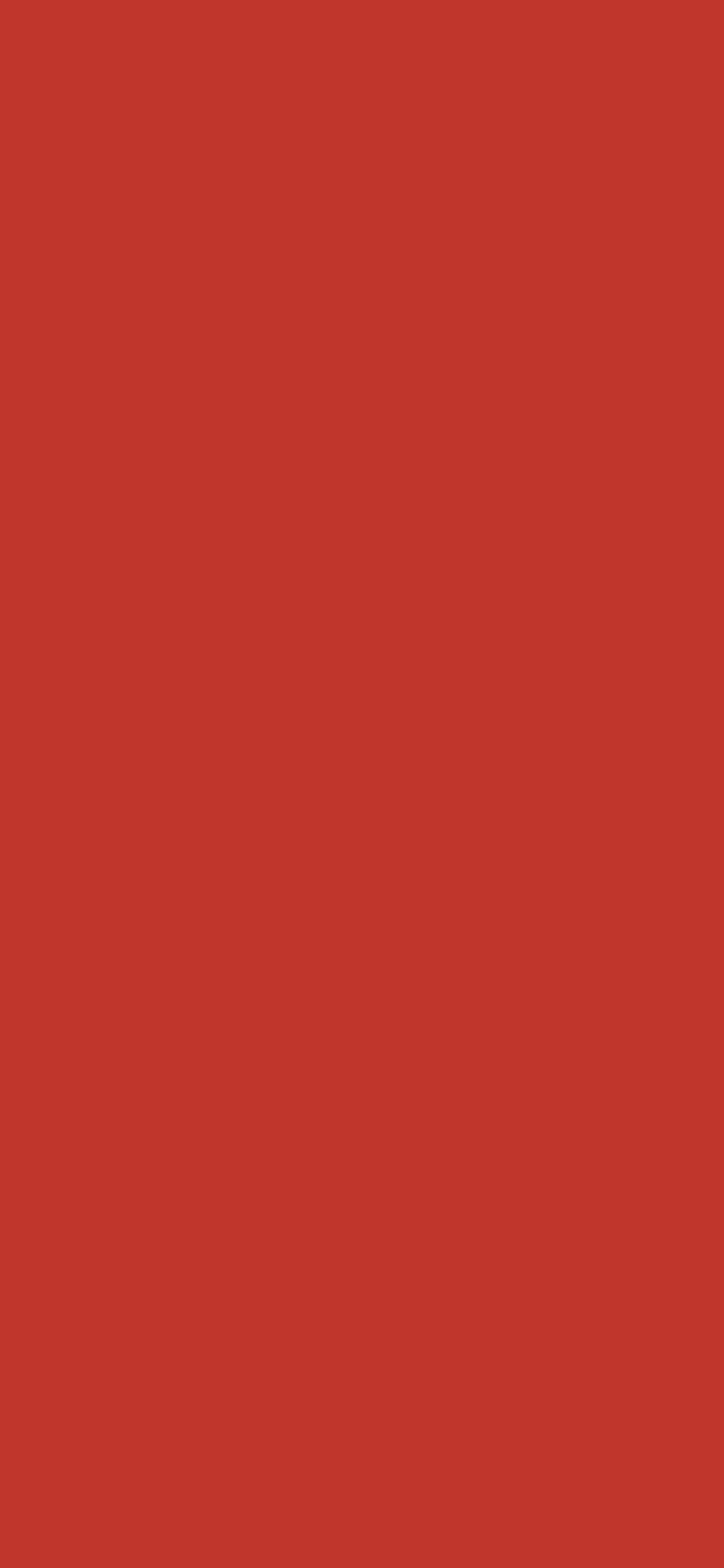 1125x2436 International Orange Golden Gate Bridge Solid Color Background