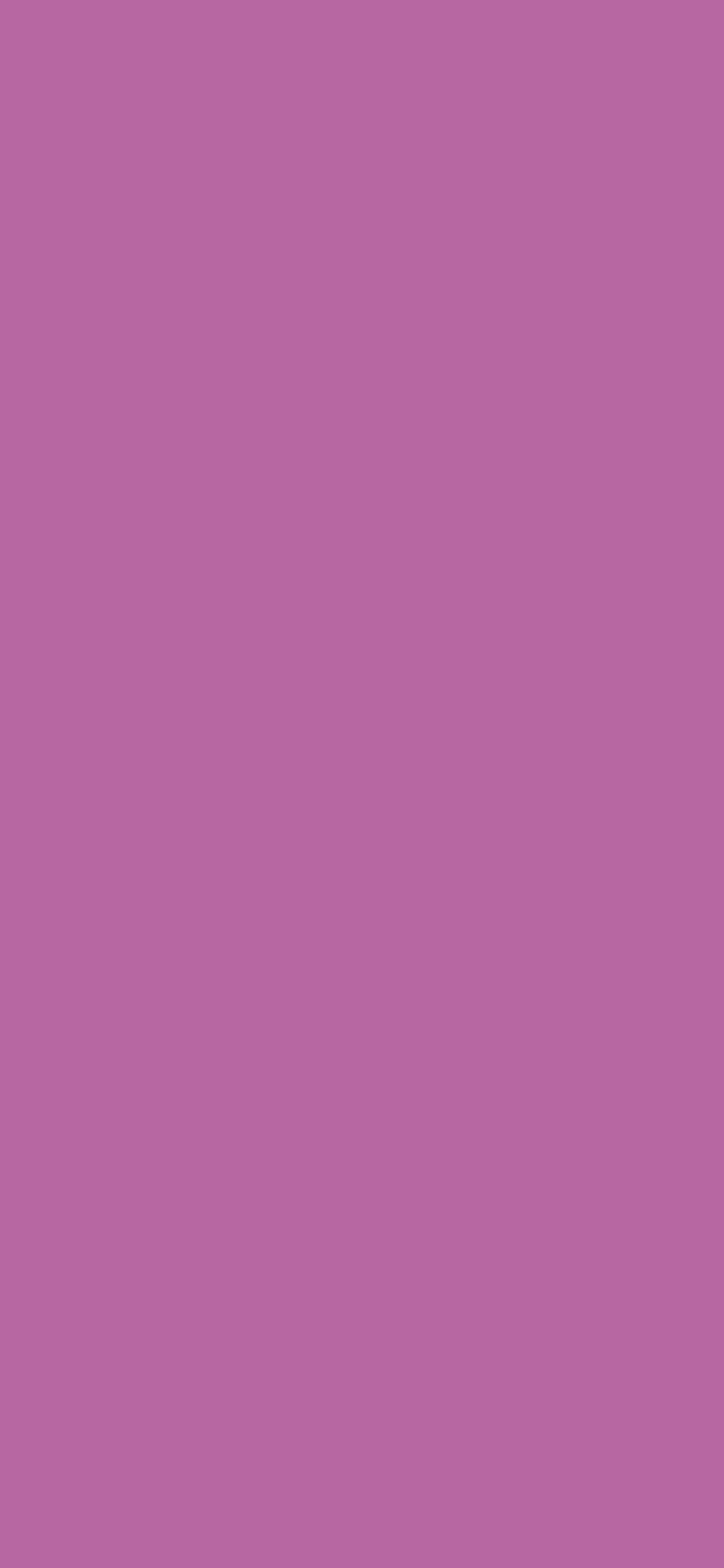 1125x2436 Pearly Purple Solid Color Background