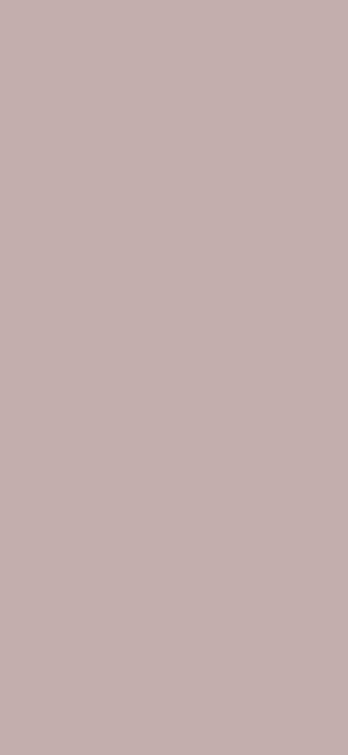 1125x2436 Silver Pink Solid Color Background