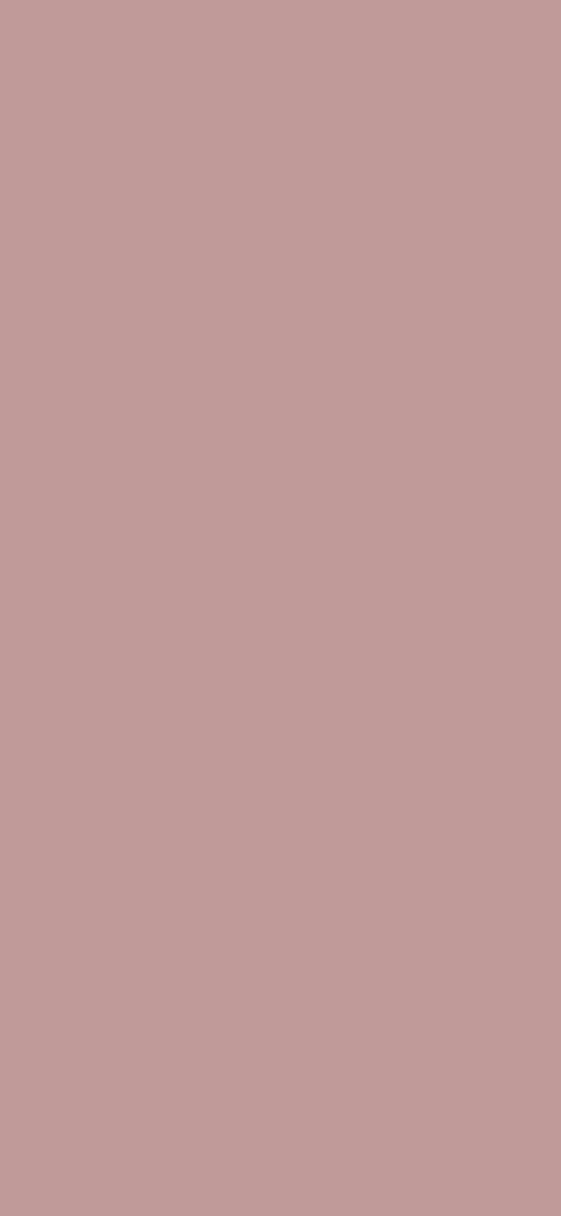 1125x2436 Tuscany Solid Color Background