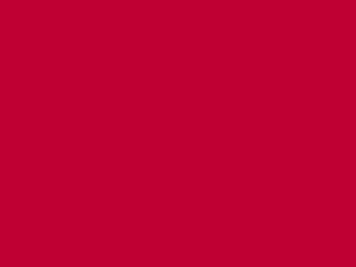 1152x864 Crimson Glory Solid Color Background