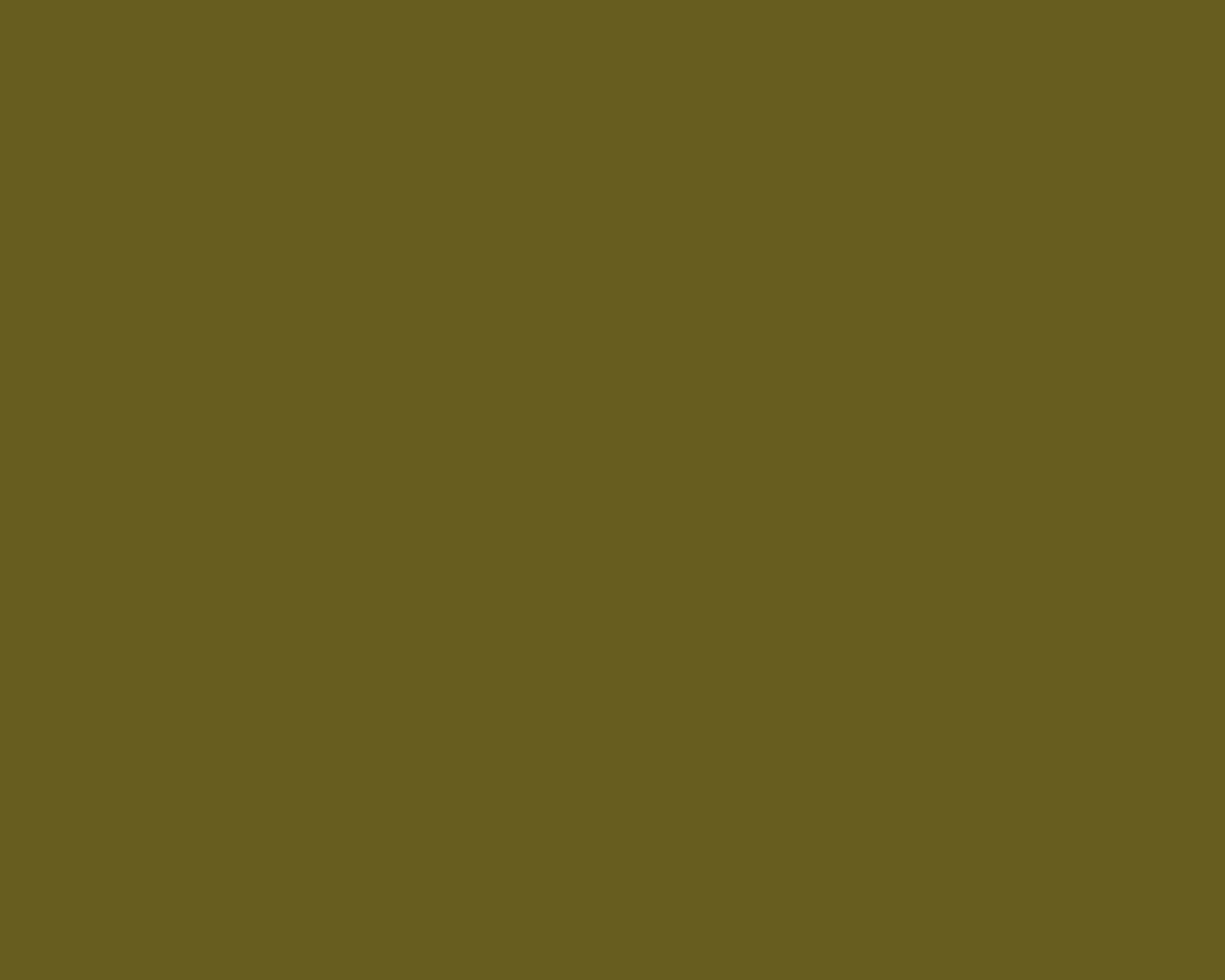 1280x1024 Antique Bronze Solid Color Background