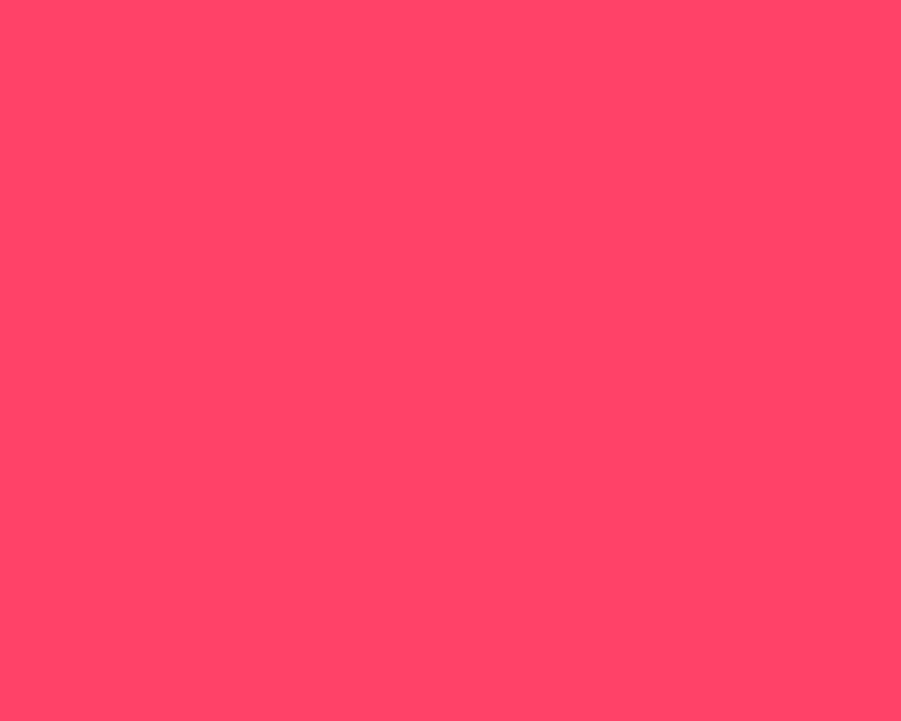1280x1024 Neon Fuchsia Solid Color Background