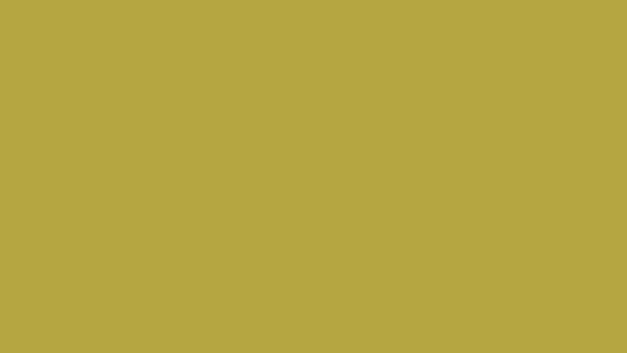 1280x720 Brass Solid Color Background
