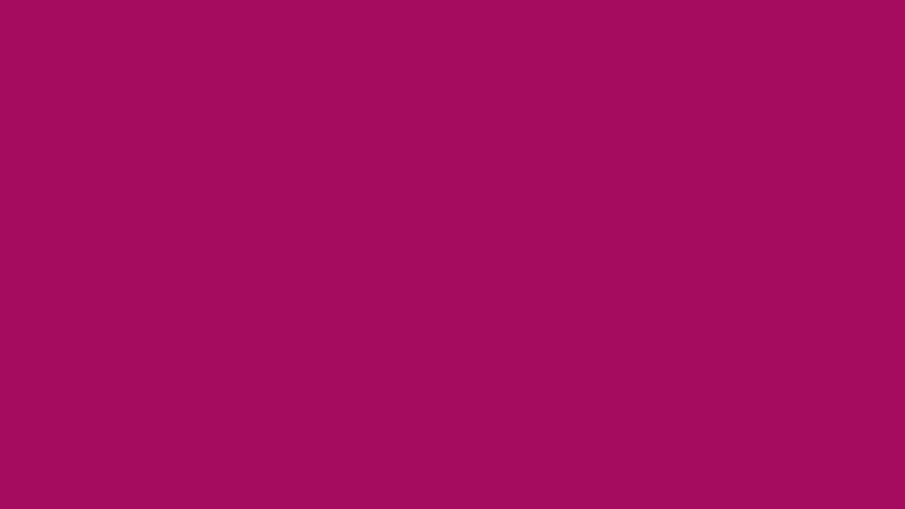 1280x720 Jazzberry Jam Solid Color Background