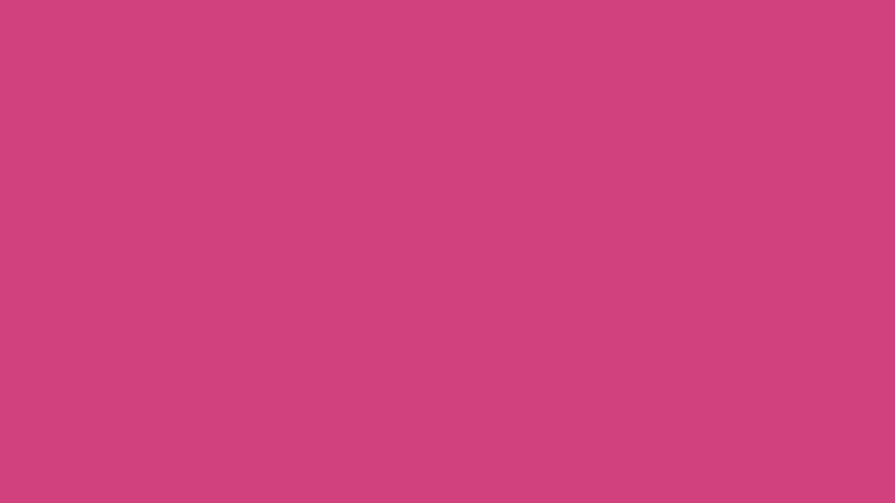 1280x720 Magenta Pantone Solid Color Background