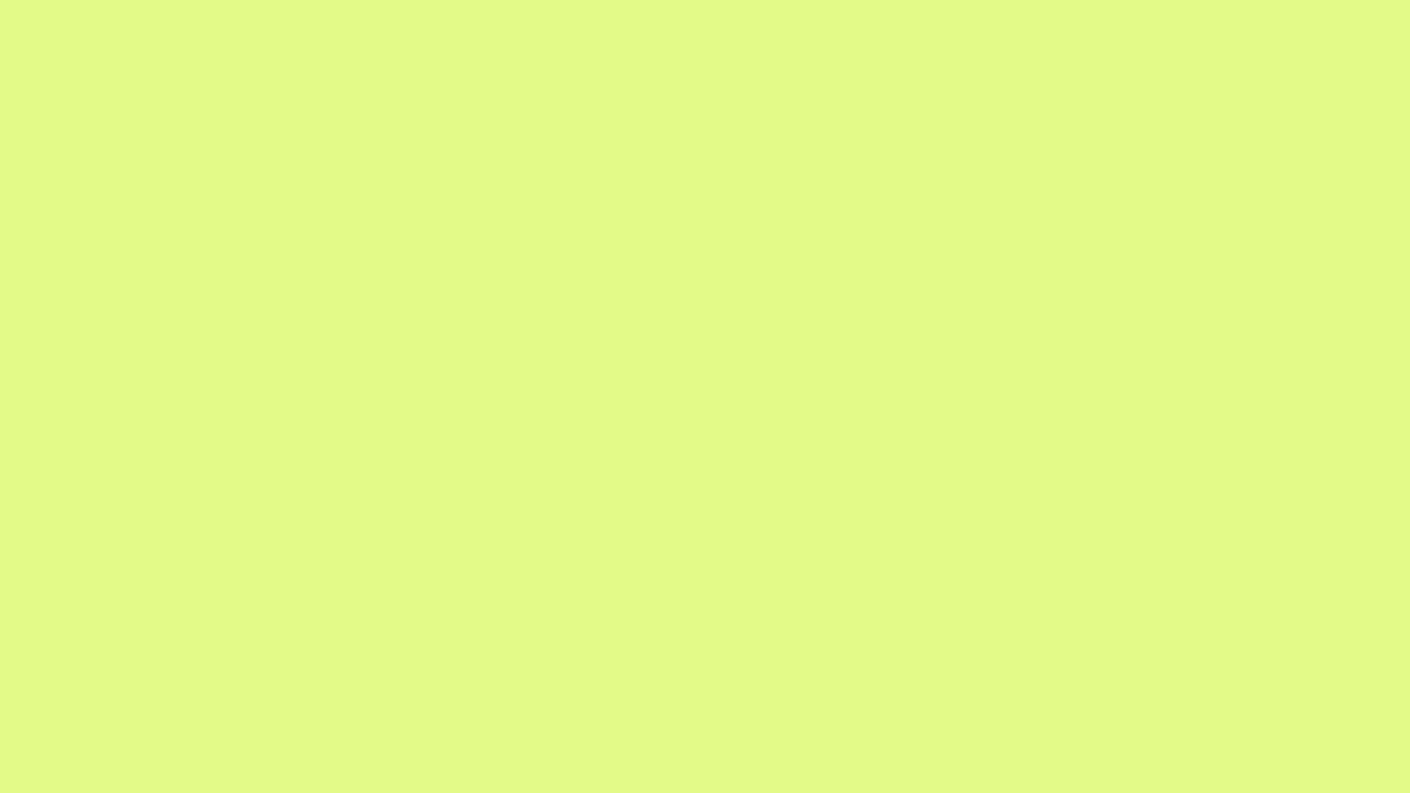 1280x720 Midori Solid Color Background
