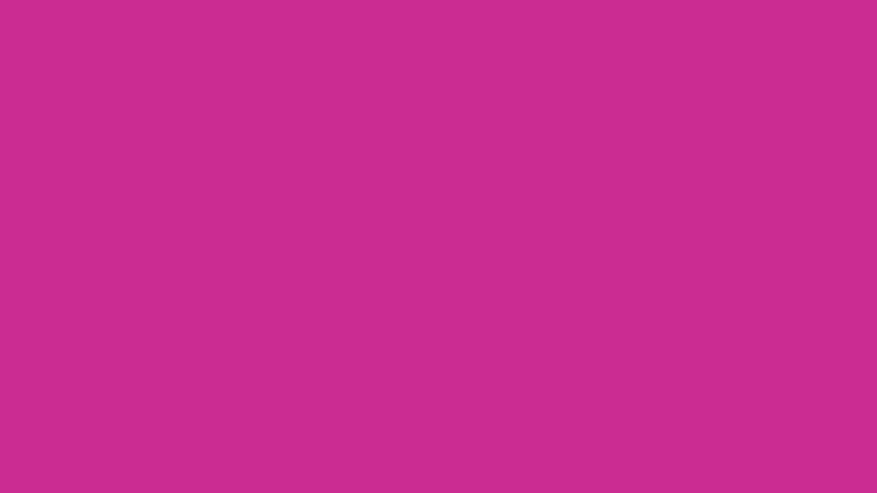 1280x720 Royal Fuchsia Solid Color Background