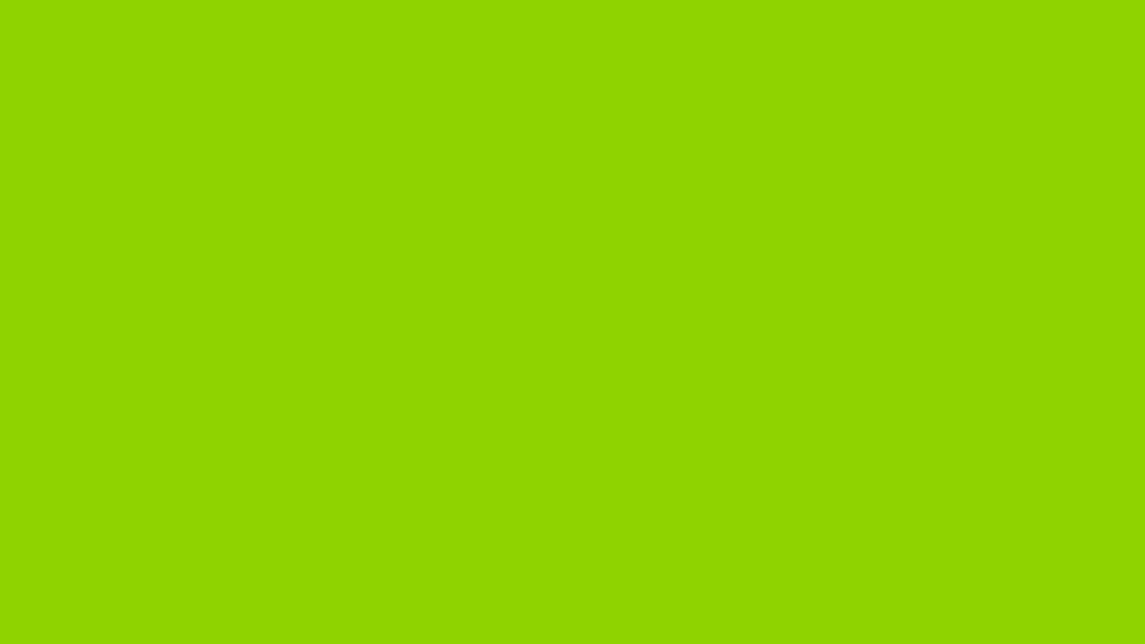 1280x720 Sheen Green Solid Color Background