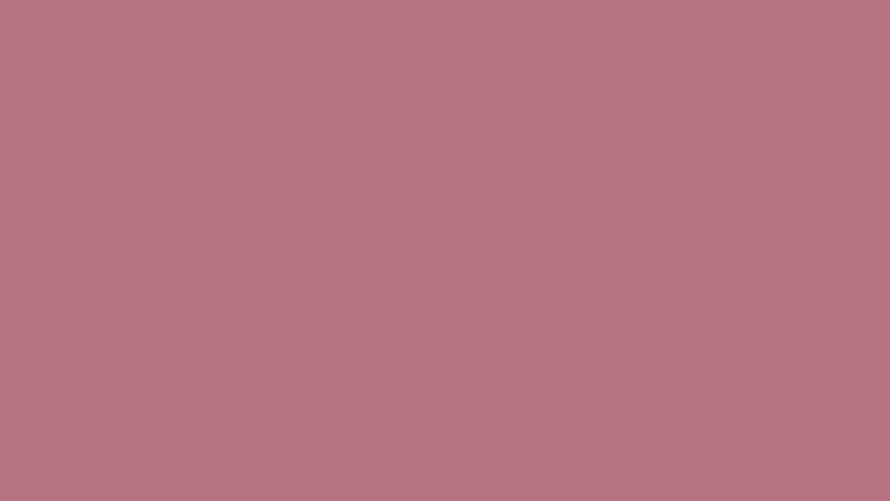 1280x720 Turkish Rose Solid Color Background