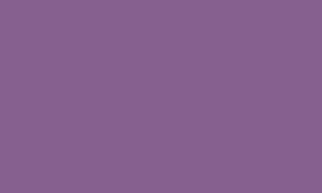 1280x768 French Lilac Solid Color Background