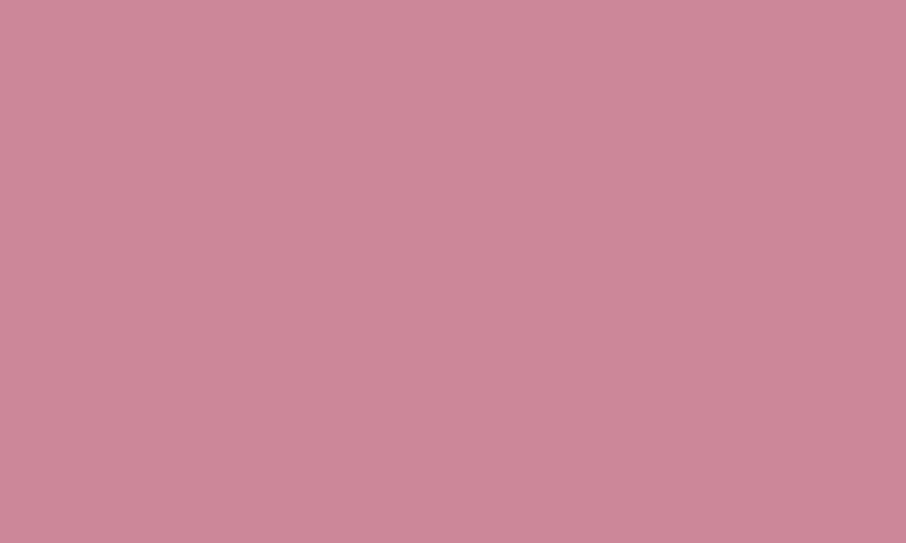 1280x768 Puce Solid Color Background