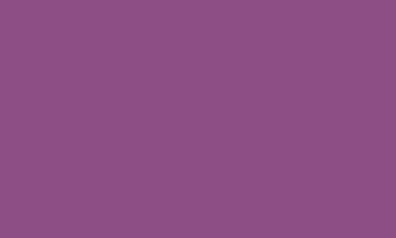 1280x768 Razzmic Berry Solid Color Background