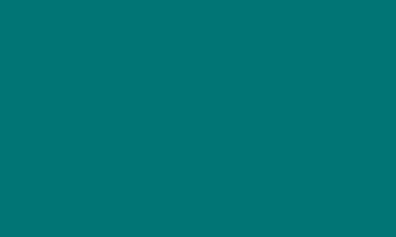 1280x768 Skobeloff Solid Color Background