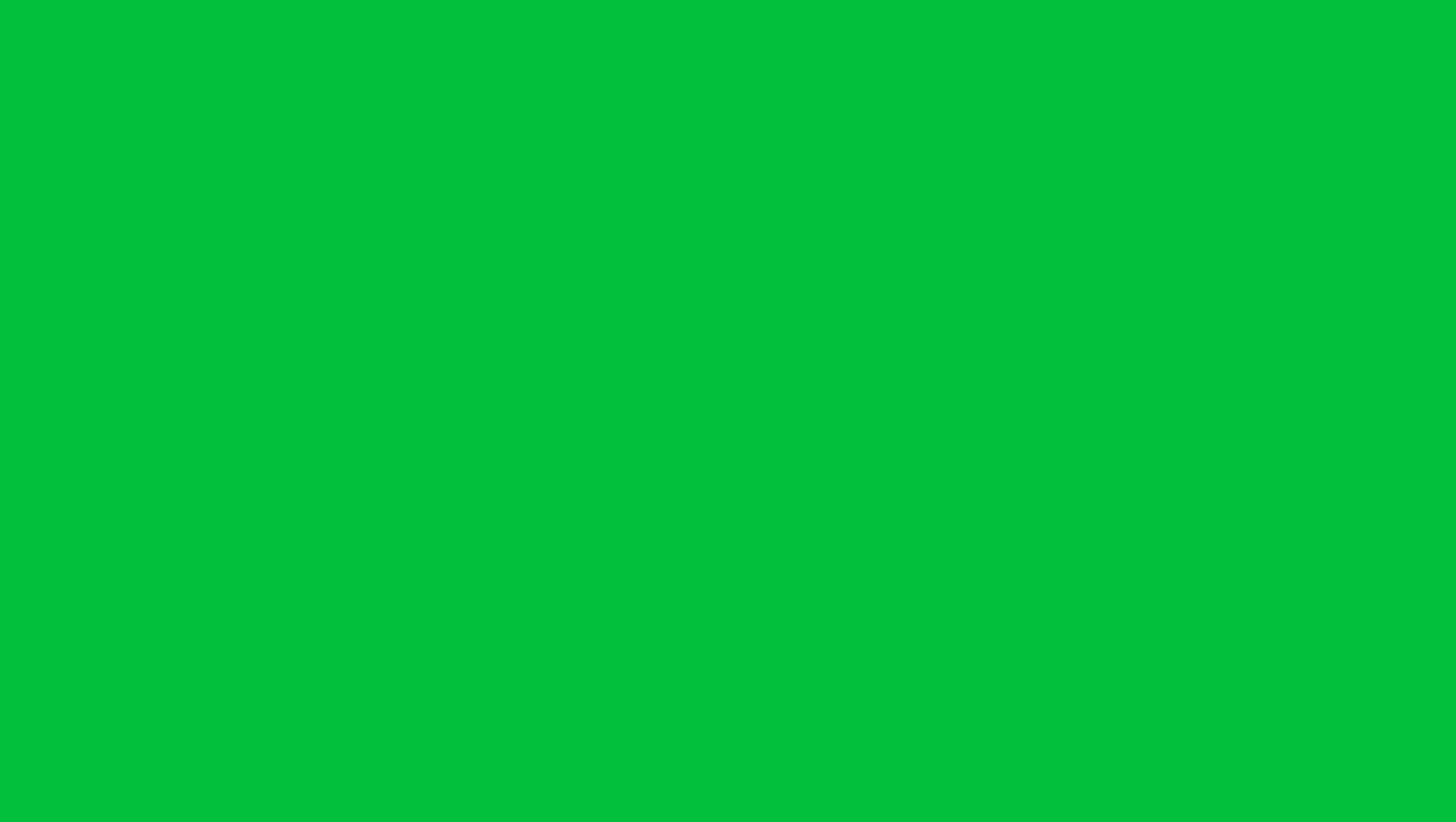 1360x768 Dark Pastel Green Solid Color Background