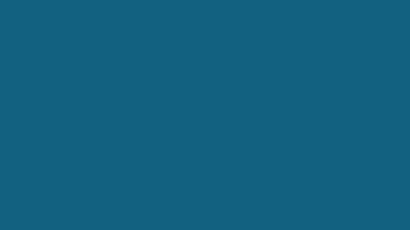 1366x768 Blue Sapphire Solid Color Background