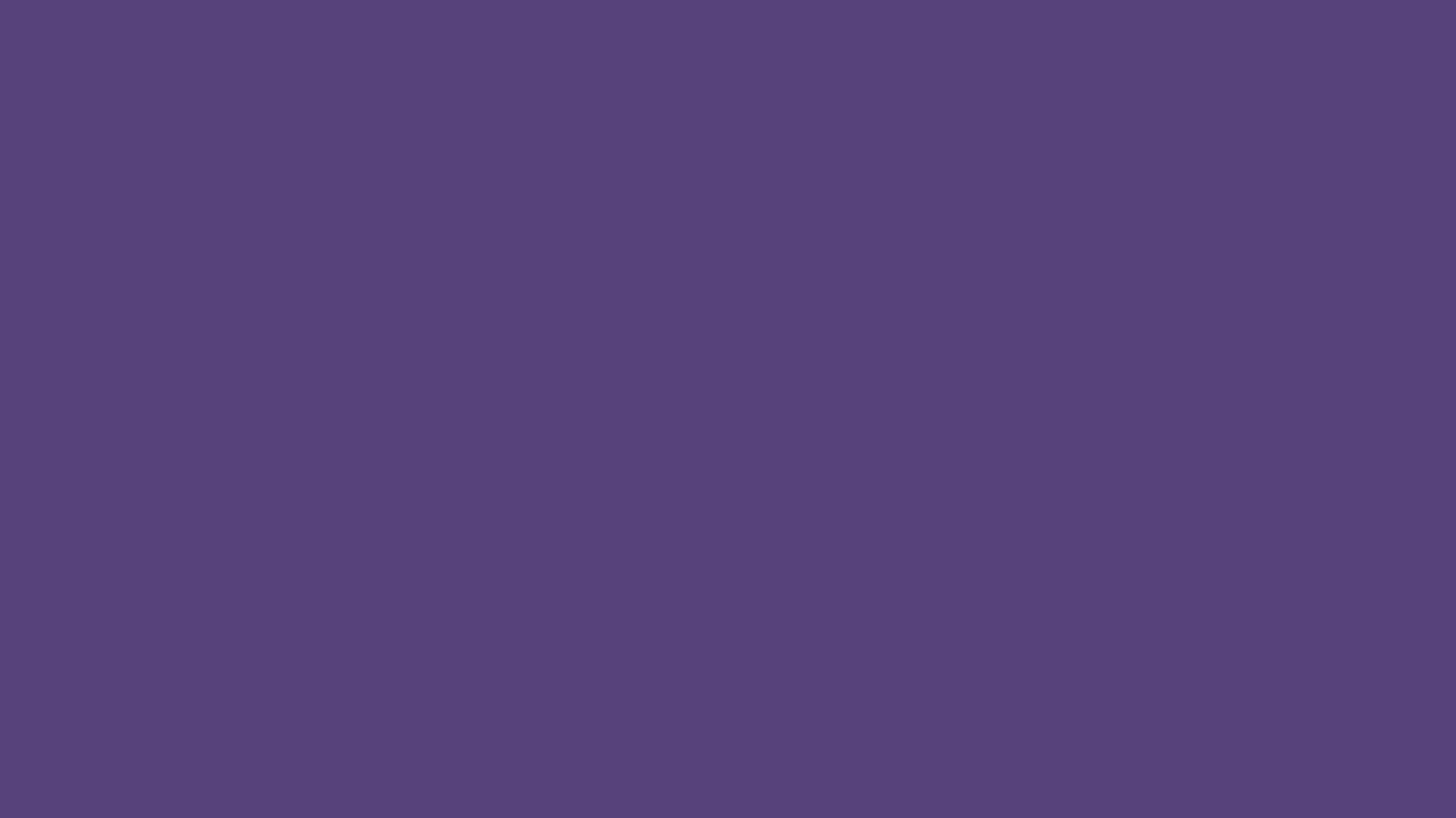 1366x768 Cyber Grape Solid Color Background