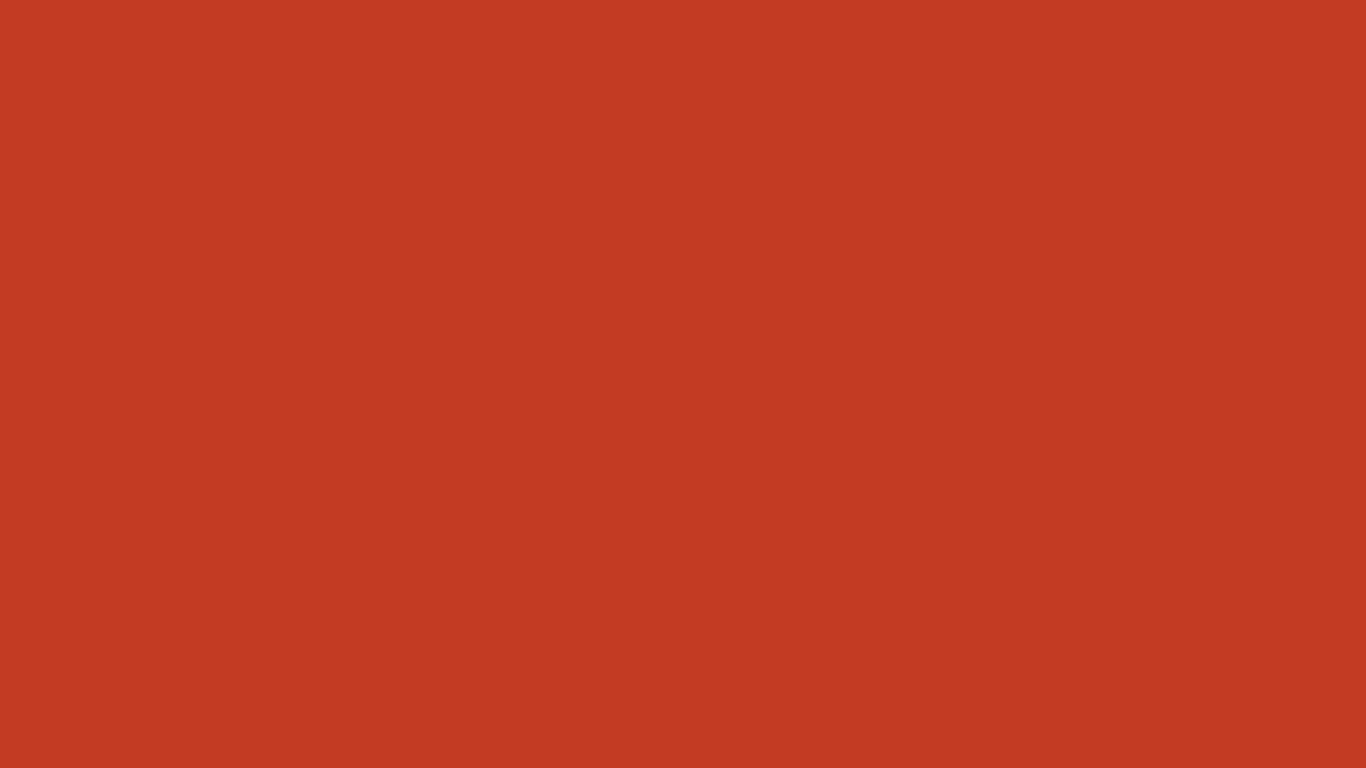 1366x768 Dark Pastel Red Solid Color Background