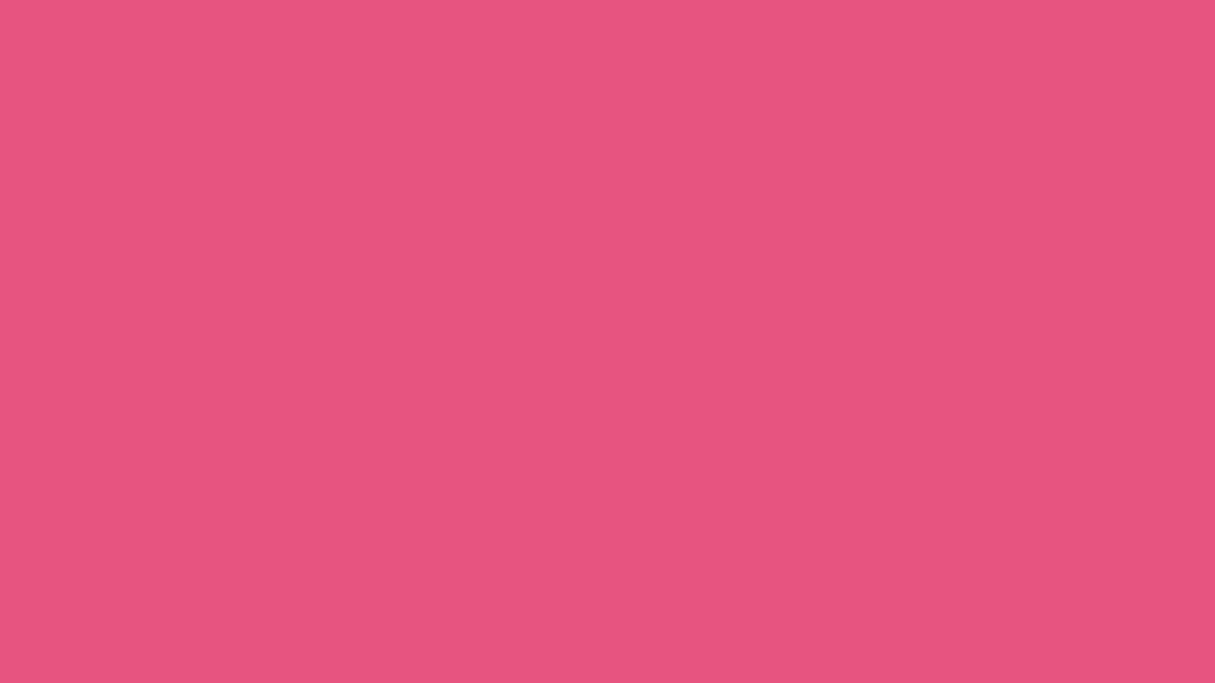 1366x768 Dark Pink Solid Color Background