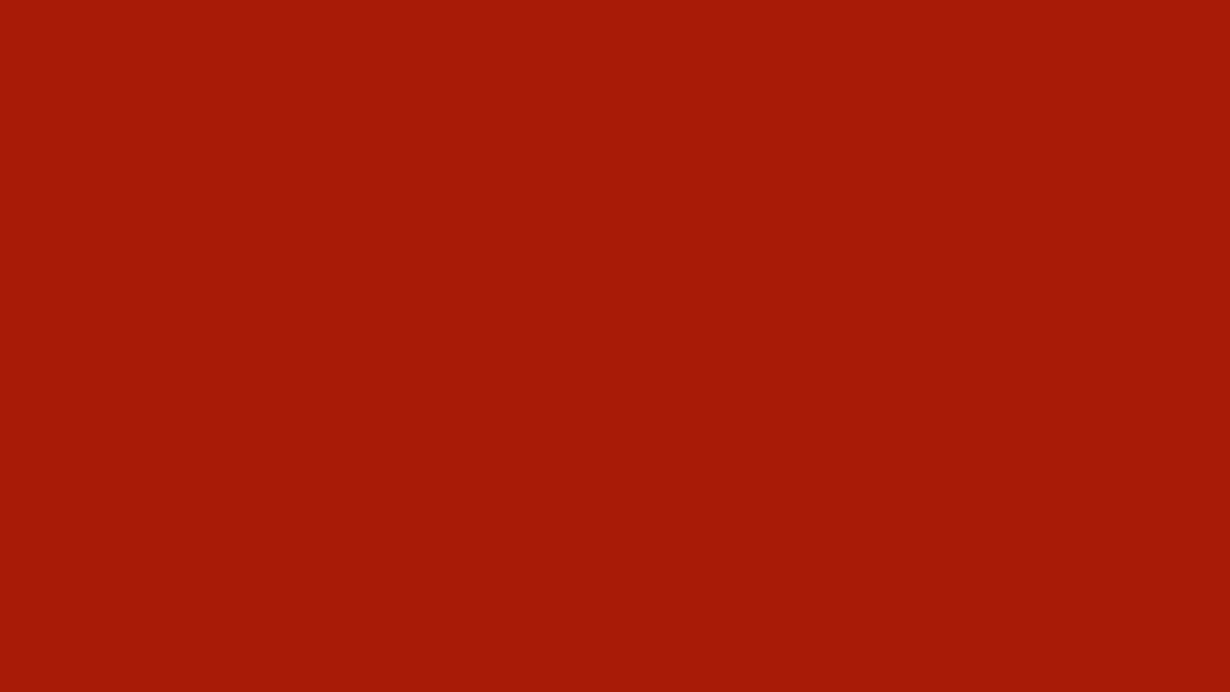 1366x768 Rufous Solid Color Background
