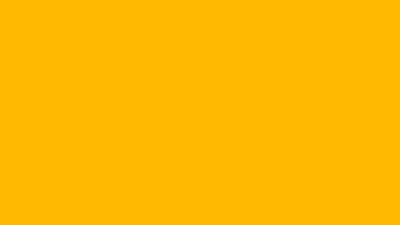 1366x768 Selective Yellow Solid Color Background