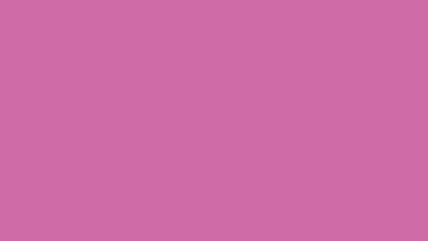 1366x768 Super Pink Solid Color Background