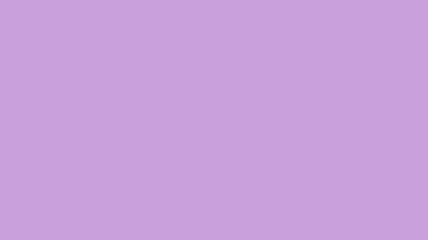 1366x768 Wisteria Solid Color Background