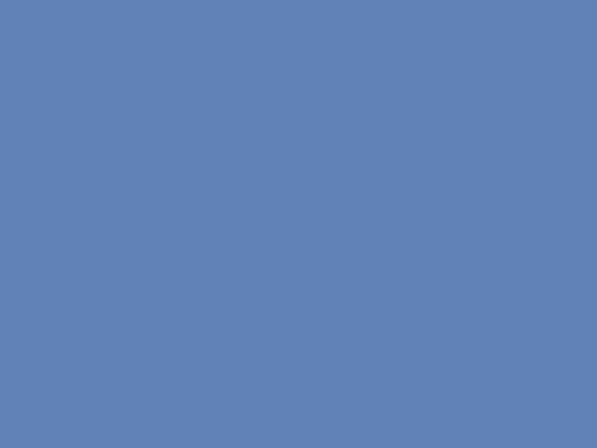 2048x1536 Glaucous Solid Color Background