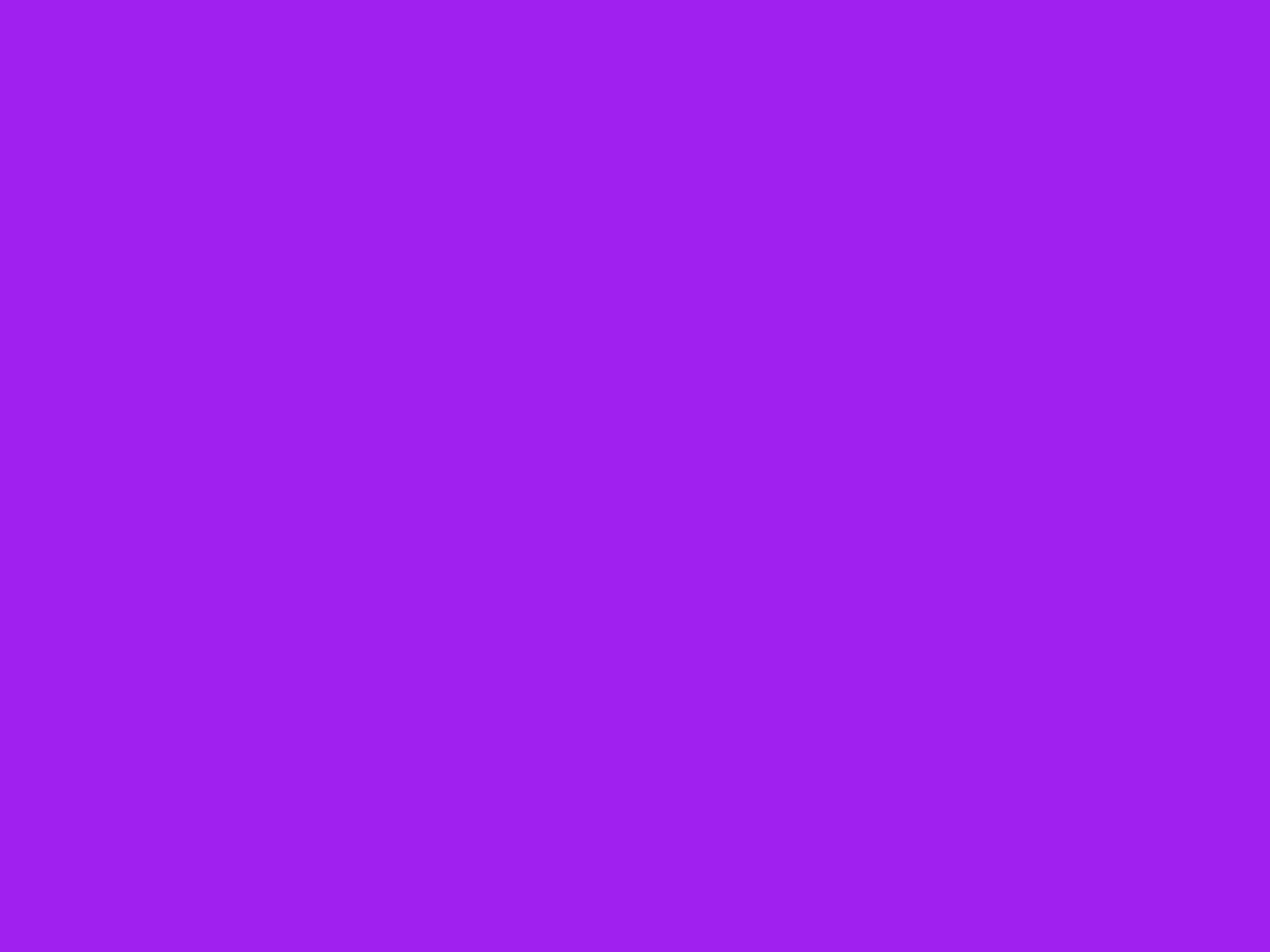 2048x1536 Purple X11 Gui Solid Color Background