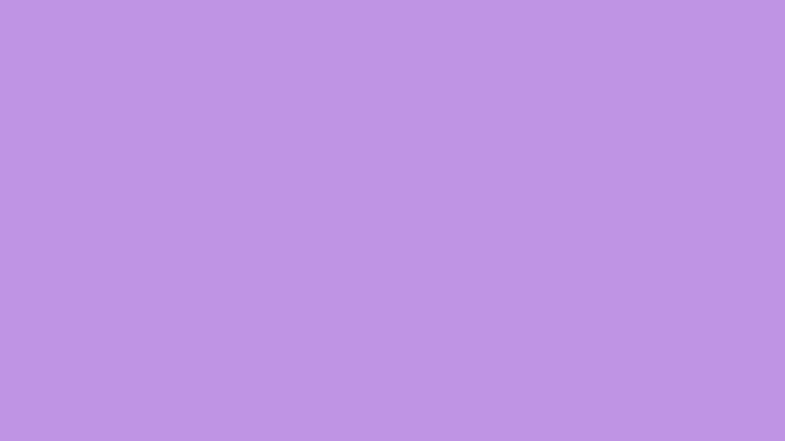 2560x1440 Bright Lavender Solid Color Background