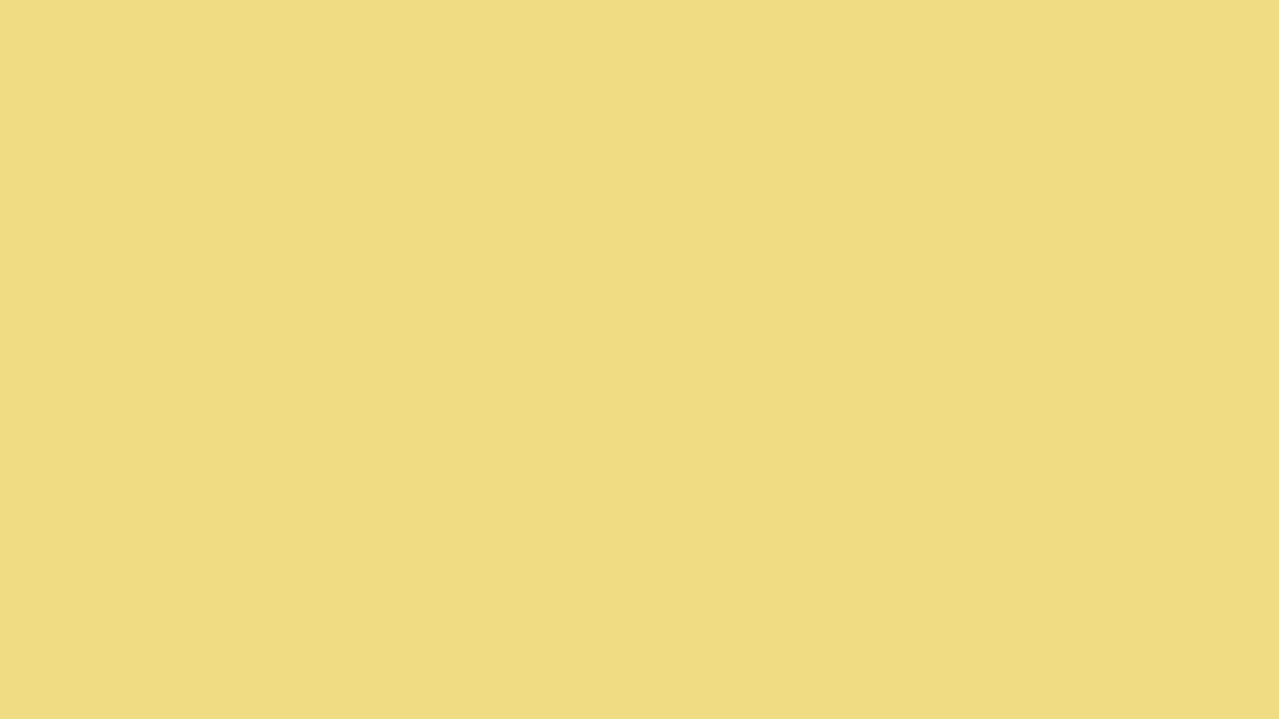 2560x1440 Buff Solid Color Background