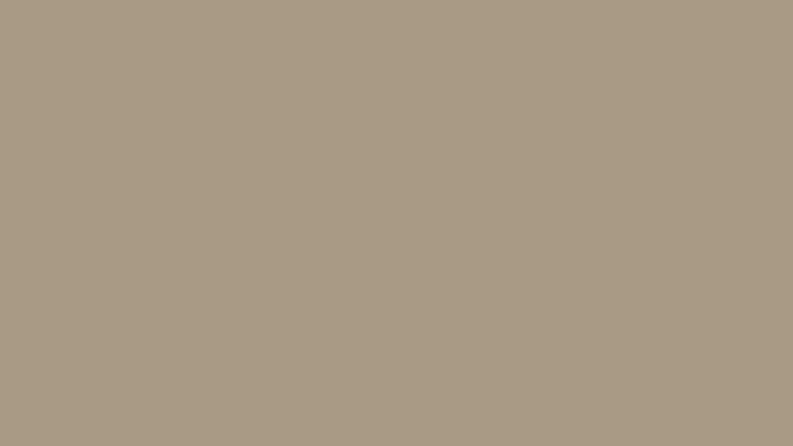 2560x1440 Grullo Solid Color Background