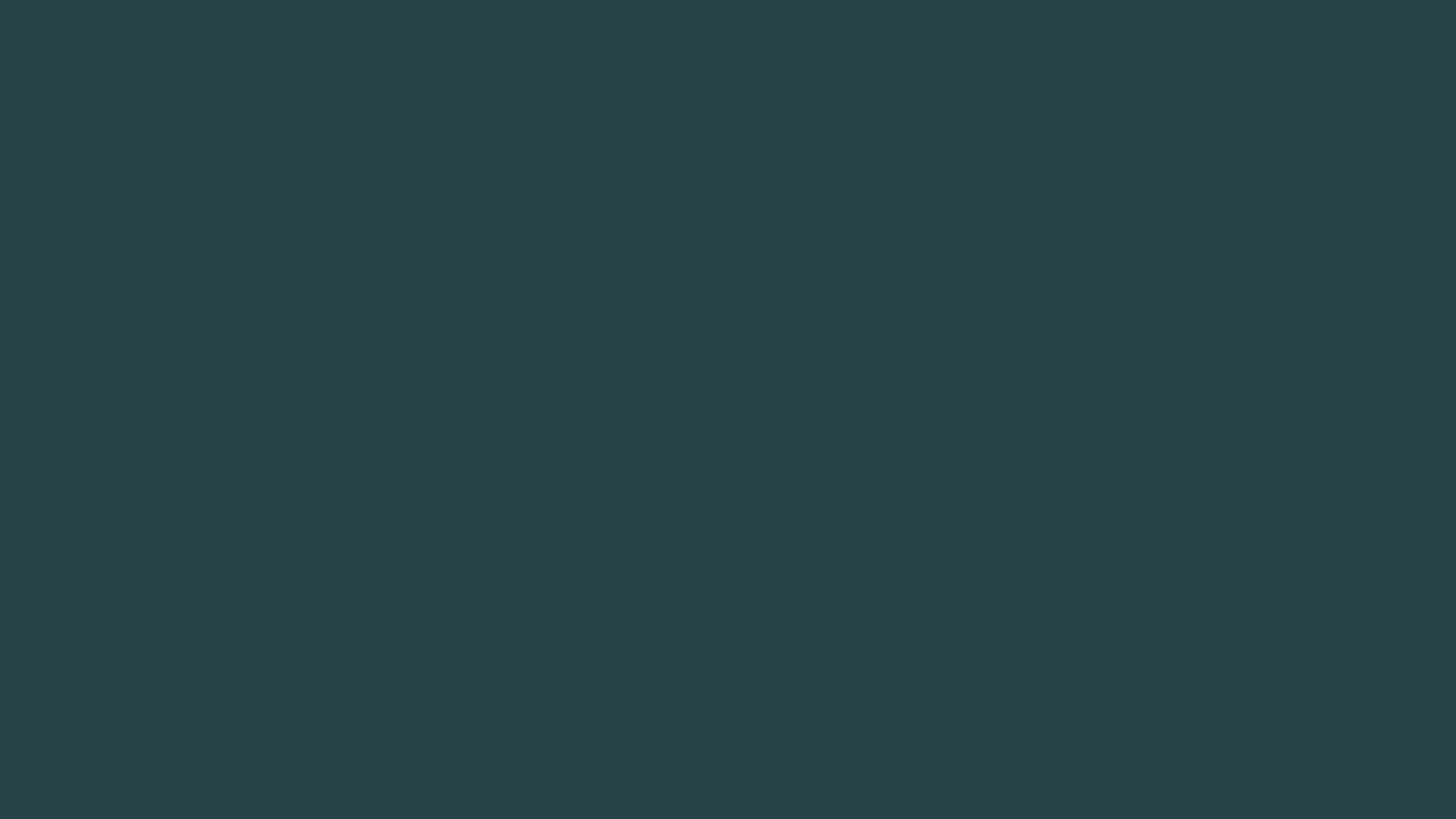 2560x1440 Japanese Indigo Solid Color Background