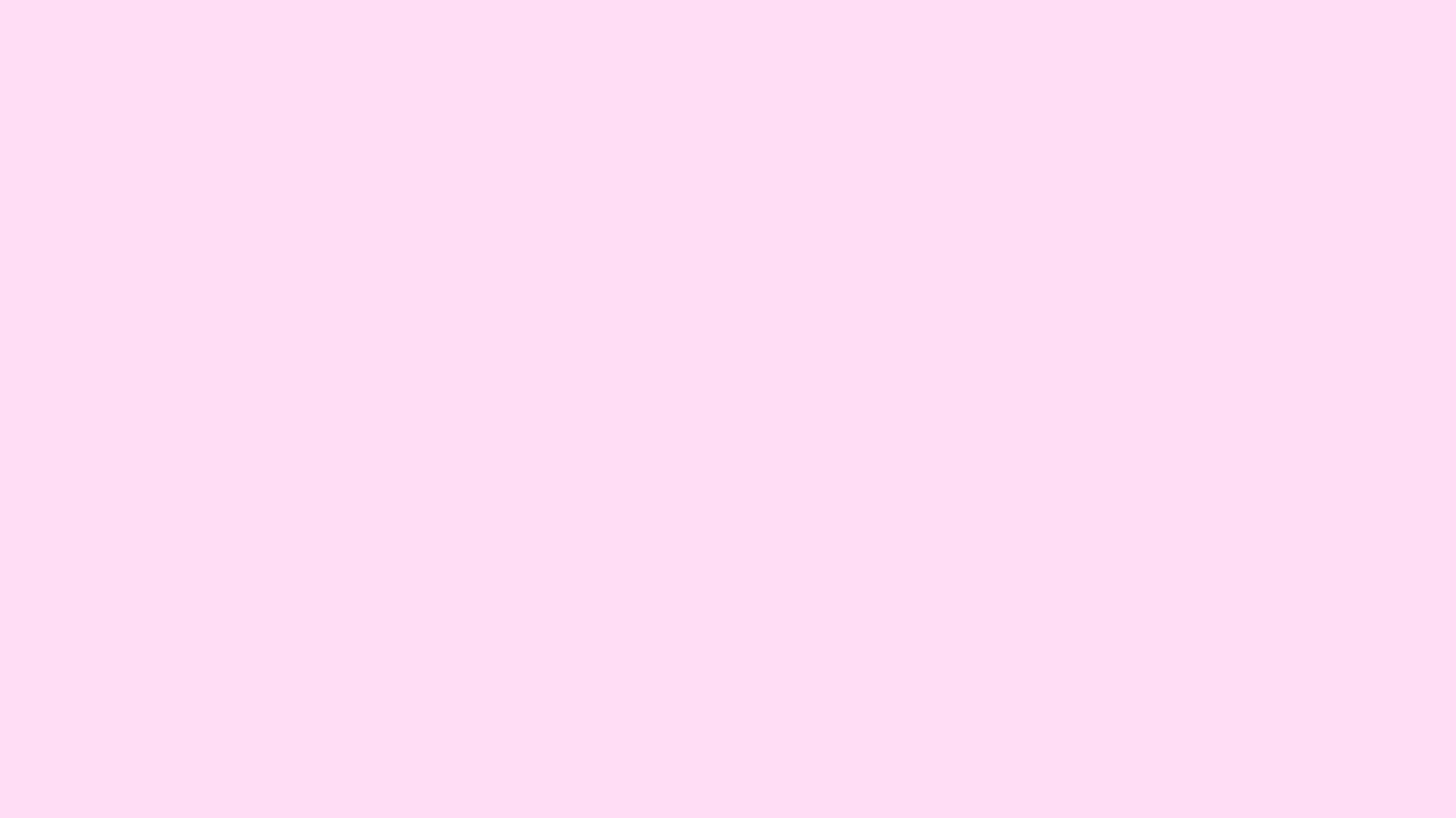 2560x1440 Pink Lace Solid Color Background