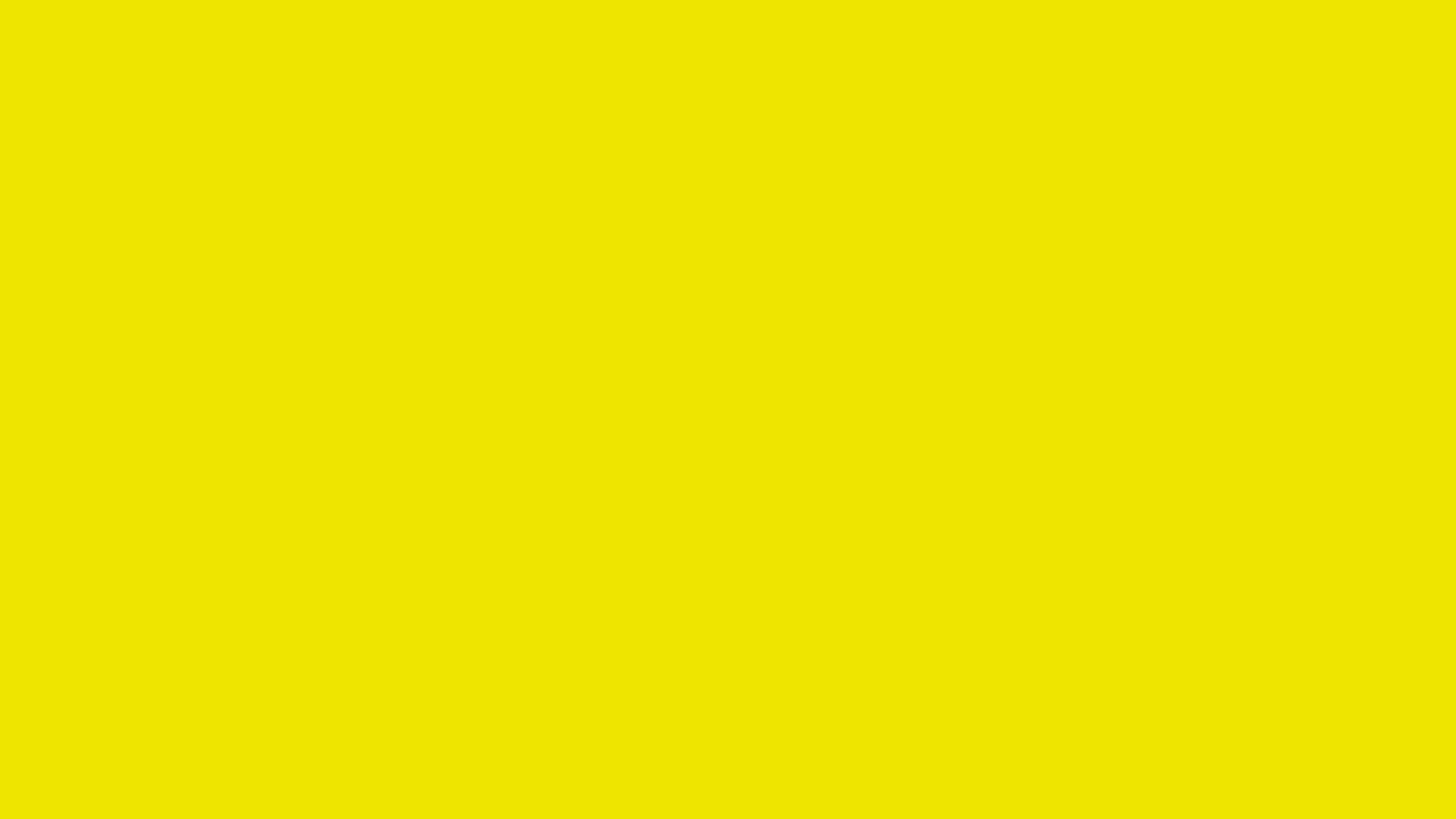 2560x1440 Titanium Yellow Solid Color Background
