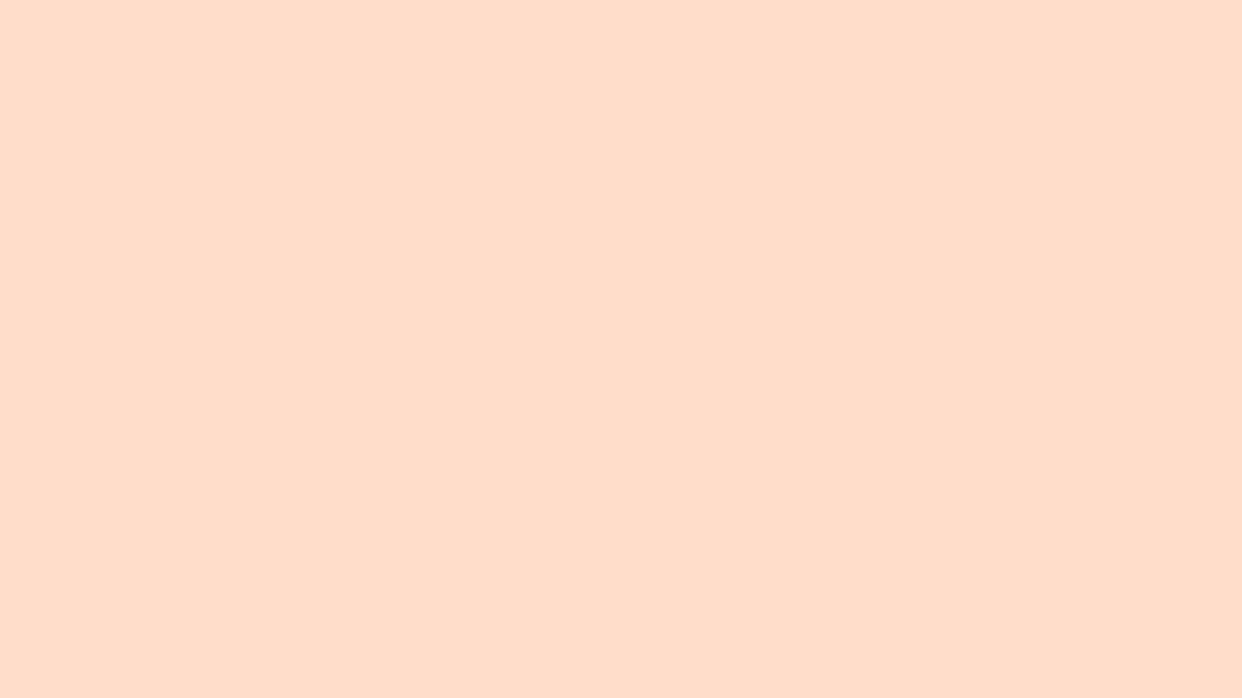 2560x1440 Unbleached Silk Solid Color Background