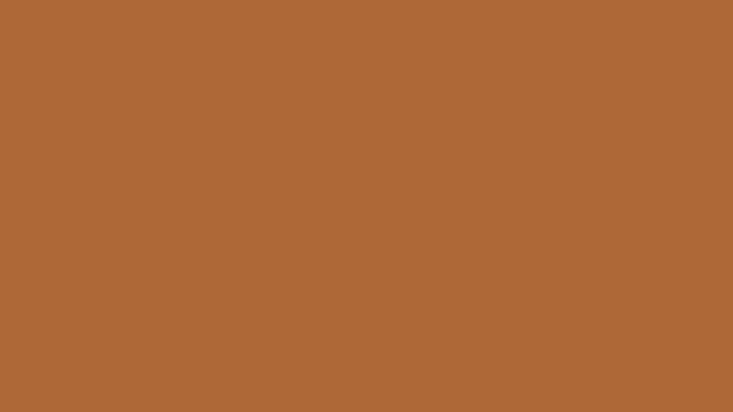 2560x1440 Windsor Tan Solid Color Background