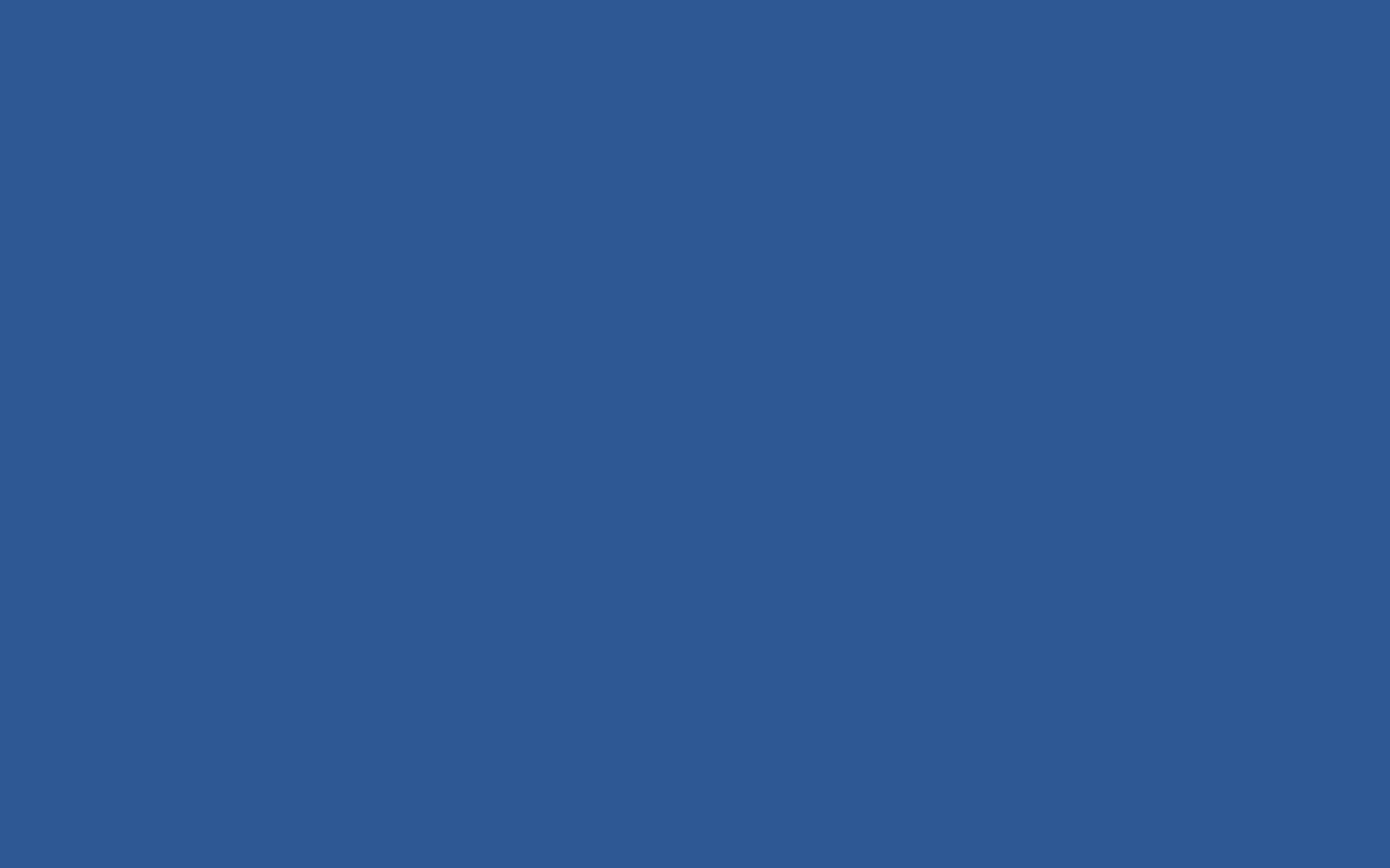 2880x1800 Bdazzled Blue Solid Color Background