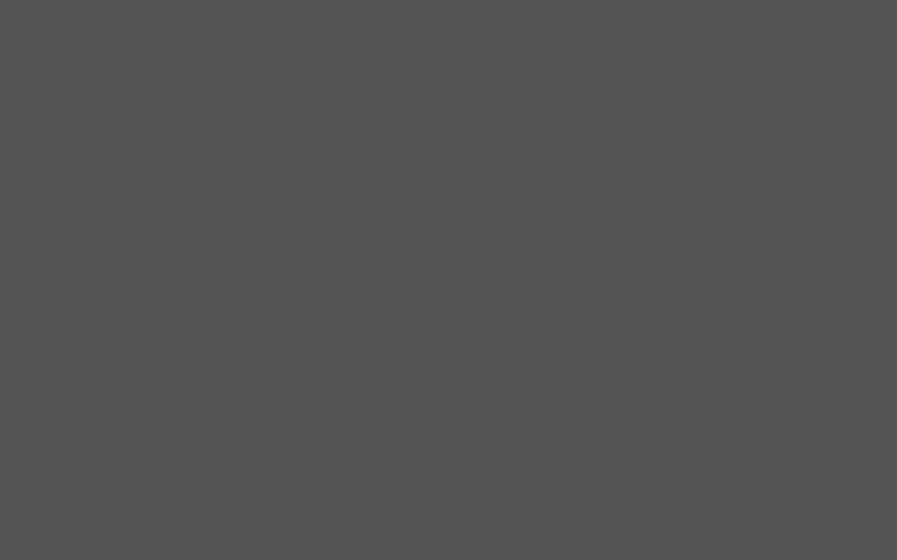 2880x1800 Davys Grey Solid Color Background