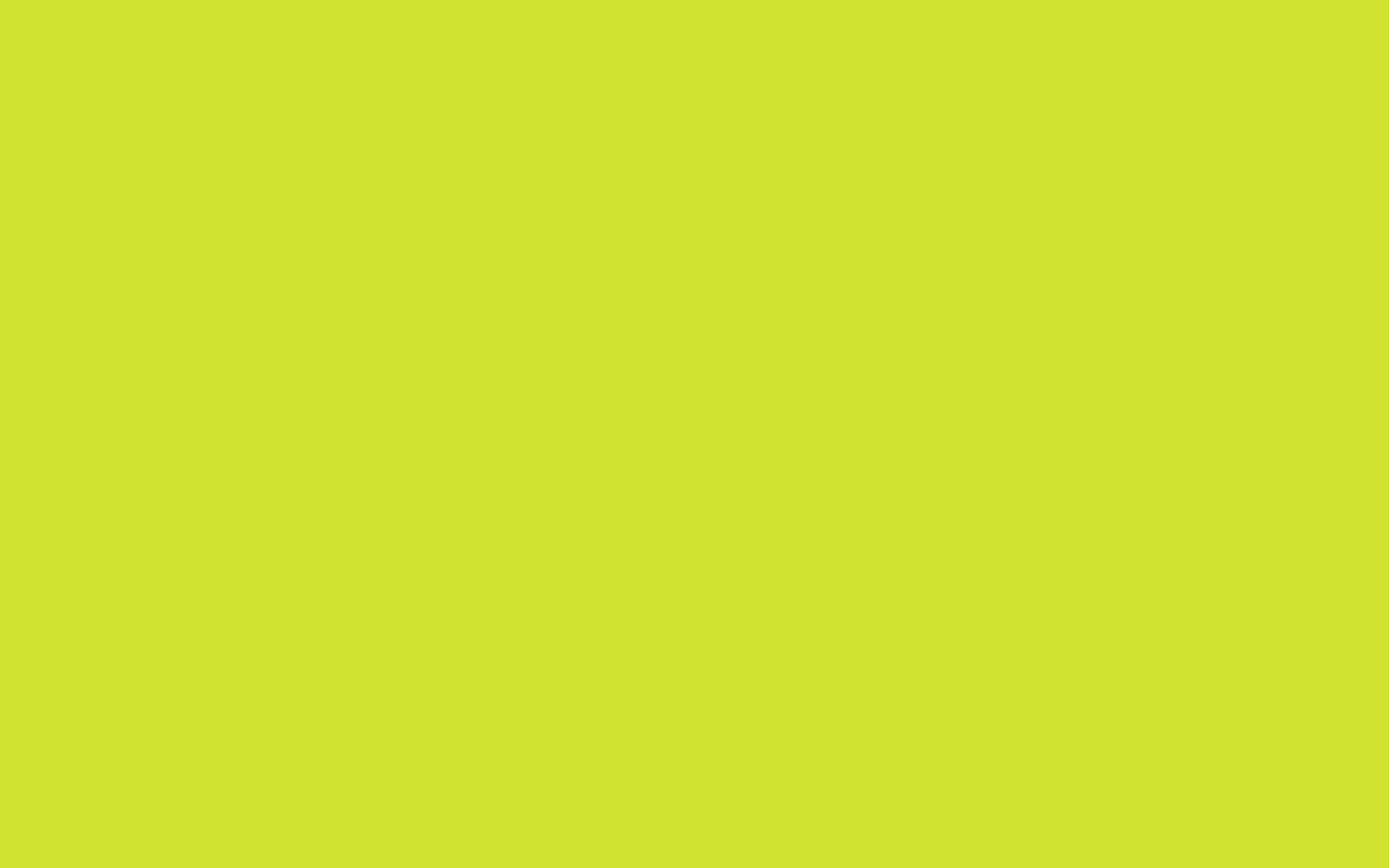 2880x1800 Pear Solid Color Background