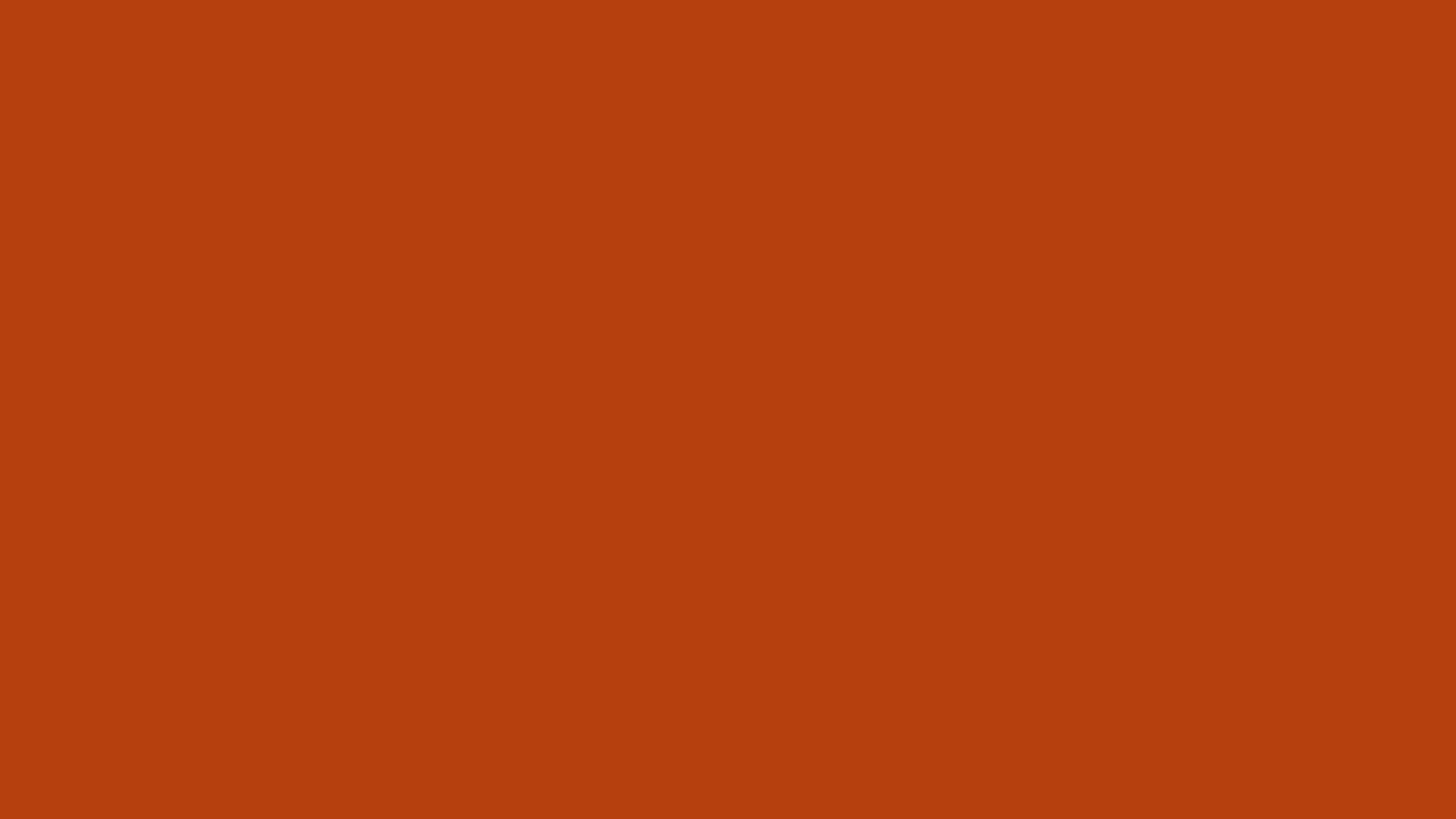 3840x2160 Rust Solid Color Background
