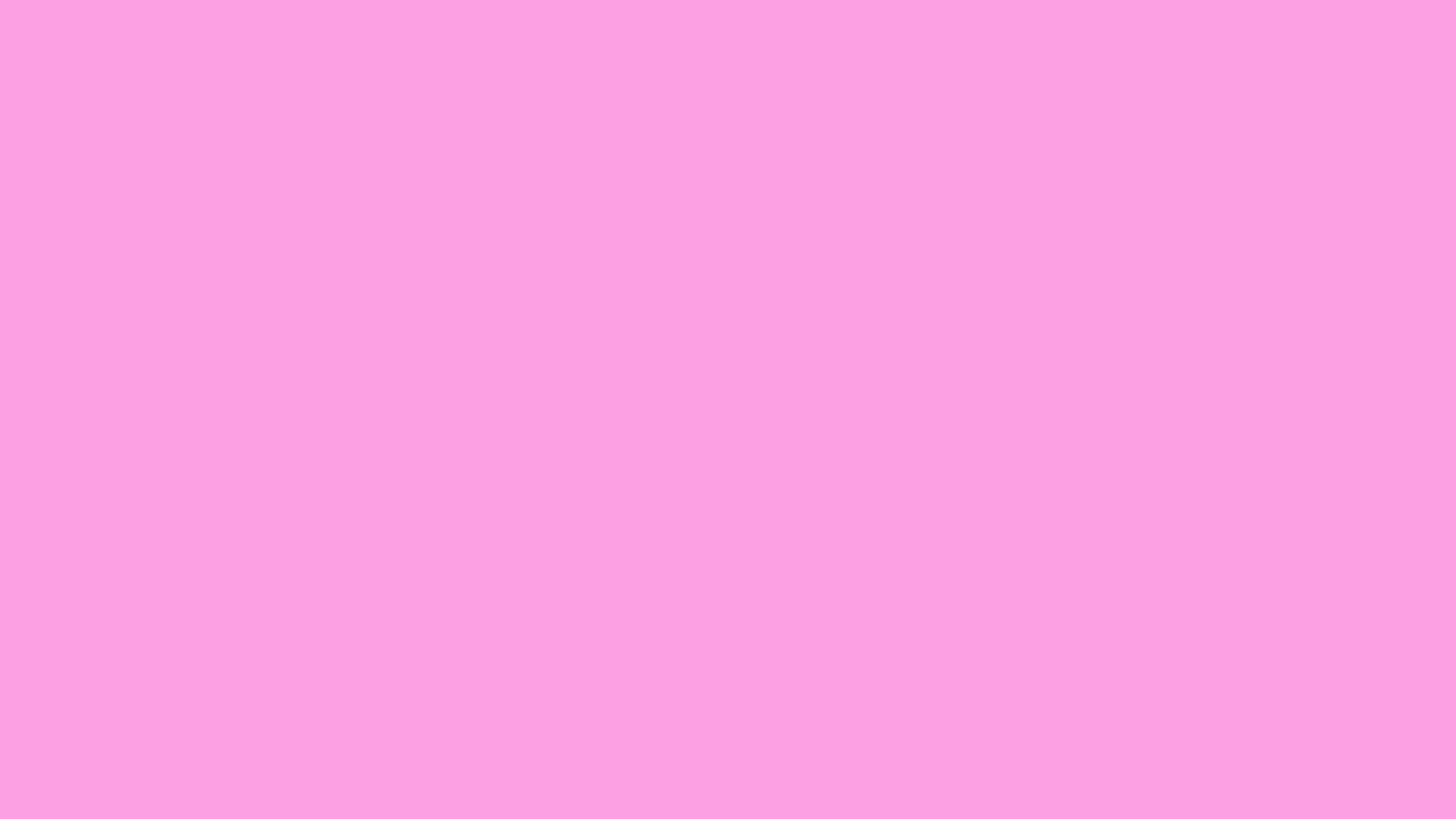 4096x2304 Lavender Rose Solid Color Background