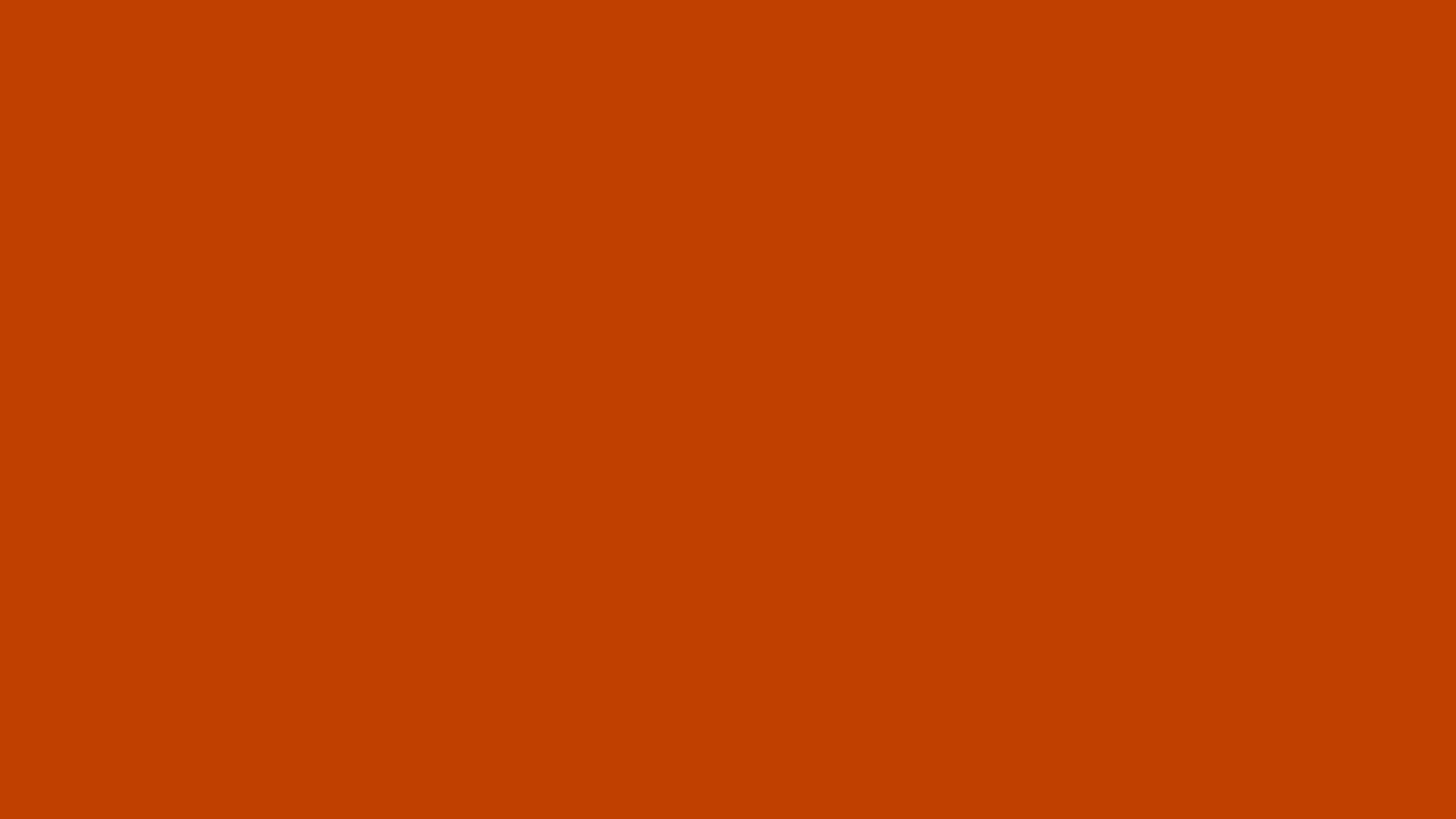 4096x2304 Mahogany Solid Color Background