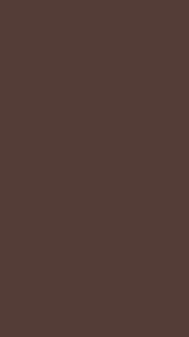 640x1136 Dark Liver Horses Solid Color Background