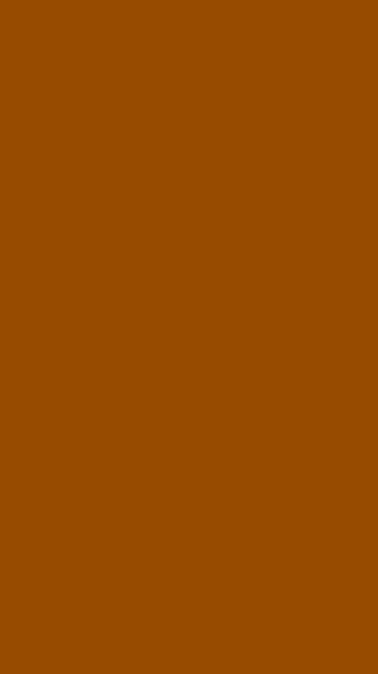 750x1334 Brown Traditional Solid Color Background